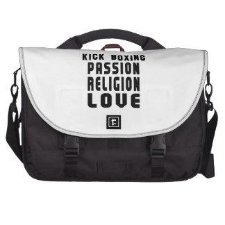 Kick Boxing Designs Commuter Bag