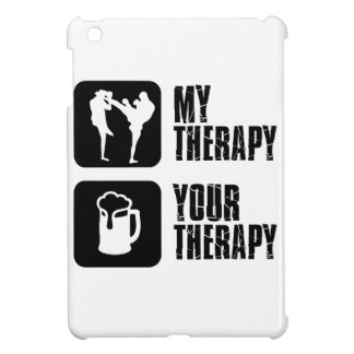 Kick-Boxing my therapy Cover For The iPad Mini