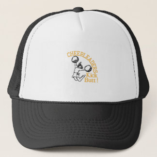 Kick Butt Trucker Hat