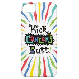 Kick Cancer's Butt iPhone SE/5/5s Case