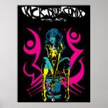 Kick Drum Two Print/Poster posters