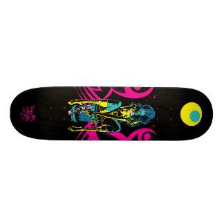 Kick Drum Two Skate Deck