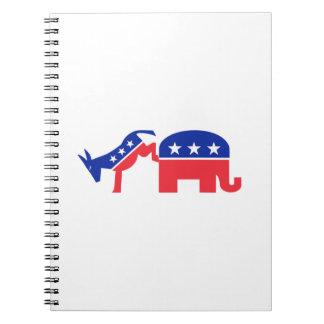 Kick 'em Dems Notebook