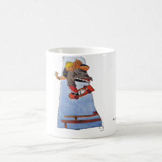 Kick Flip King! Coffee Mug