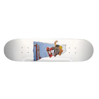 Kick Flip King! Skateboard Deck
