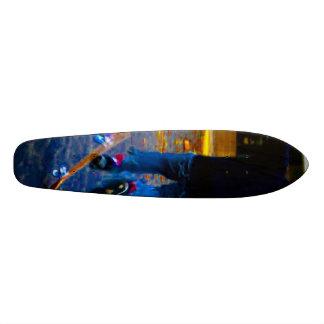 kick flip skateboard