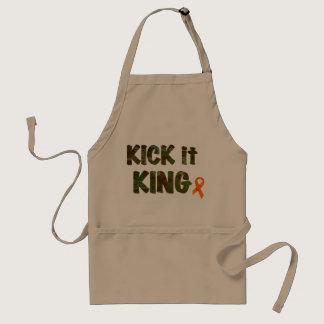 Kick it King Apron