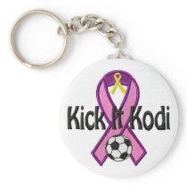 kick it kodi keychain