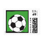 Kick It Up Postage Stamps