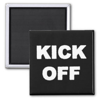 kick off 2 inch square magnet