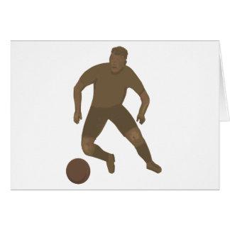 Kick That Ball Card