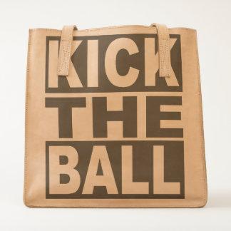 Kick the Ball Tote