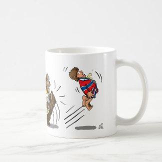 Kick The Habbit Coffee Mug