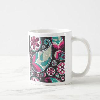 Kick Up the Paisley Coffee Mug