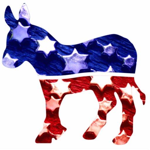 Kick up the Vote Democratic Sculpture Photo Sculptures