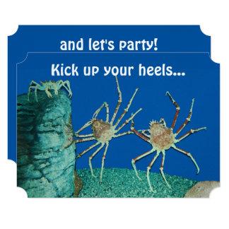 Kick Up Your Heels Card