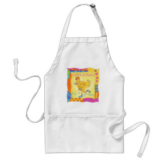 Kick Up Your Heels Chick Power Apron