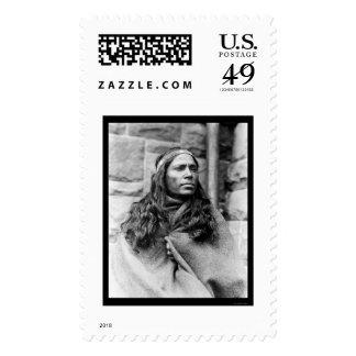 Kickapoo Indian Medicine Man 1917 Stamp