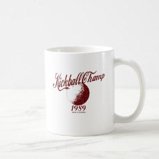 Kickball Champ Coffee Mug