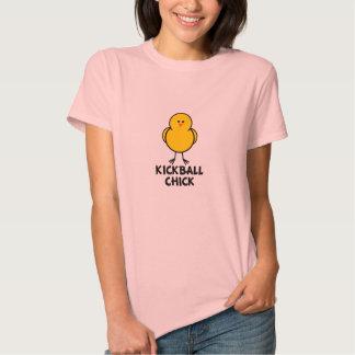Kickball Chick Shirts