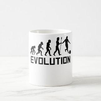 Kickball Evolution Coffee Mug