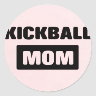 kickball mom Sticker