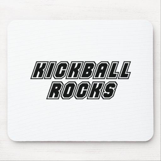 Kickball Rocks Mouse Pad