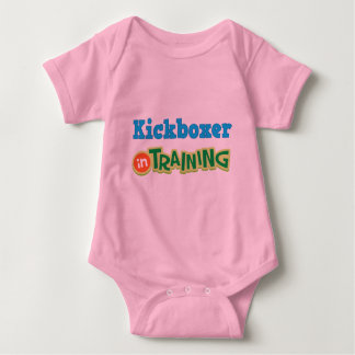 Kickboxer In Training (Future) Baby Bodysuit