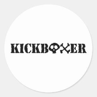 Kickboxer Stickers
