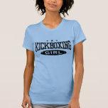 Kickboxing Girl Shirts