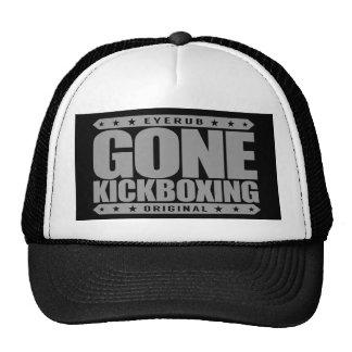 KICKBOXING IDOS - El Sparring stropeará daño Gorras