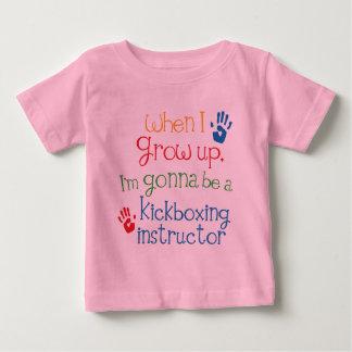 Kickboxing Instructor (Future) Child Baby T-Shirt