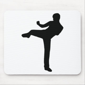 Kickboxing Mouse Pad