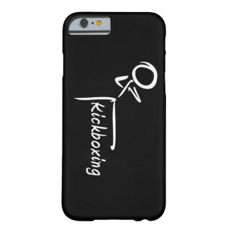 Kickboxing Phone Case-Mate Barely There iPhone 6 Case