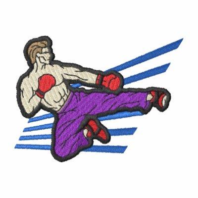 Kickboxing Sudadera Con Capucha
