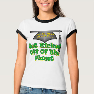Kicked Off The Planet T-Shirt