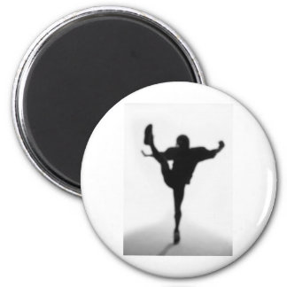 Kicker 2 Inch Round Magnet