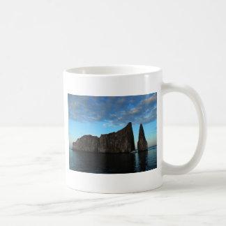 Kicker Rock, Galapagos Coffee Mug
