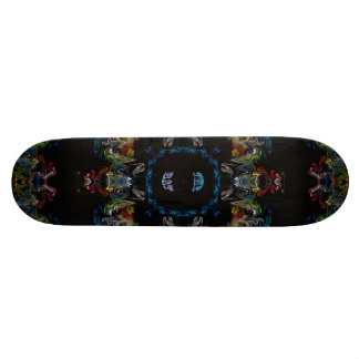 KiCKfLiP CoLLecTioN - The Bat Skateboard