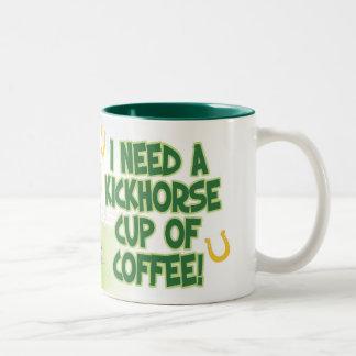 Kickhorse coffee mug