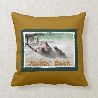 Kickin' Back Sleepy Horse Pillows