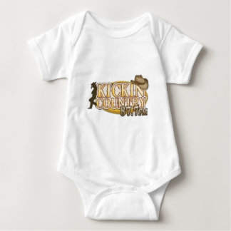 kickin Country Baby Bodysuit