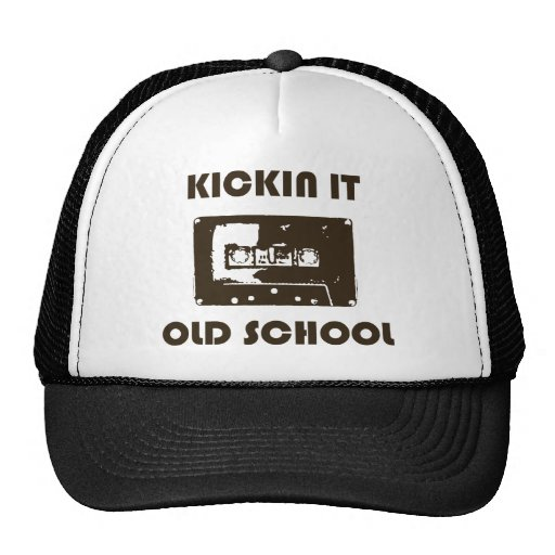 Kickin él escuela vieja gorro