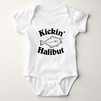 Kickin' Halibut Baby Bodysuit