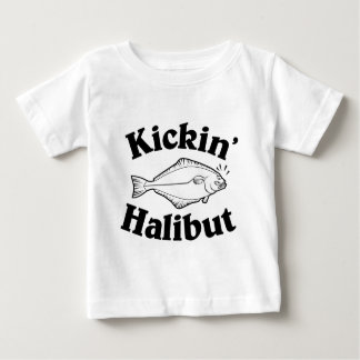 Kickin' Halibut Baby T-Shirt