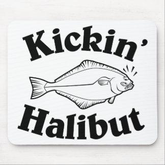 Kickin' Halibut Mouse Pad
