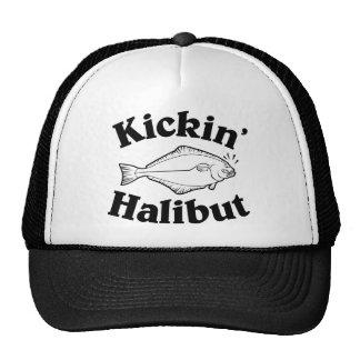Kickin' Halibut Trucker Hat