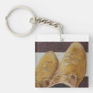 Kickin It Country Keychain