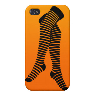 Kickin' it! cover for iPhone 4