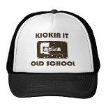 Kickin It Old School Mesh Hats